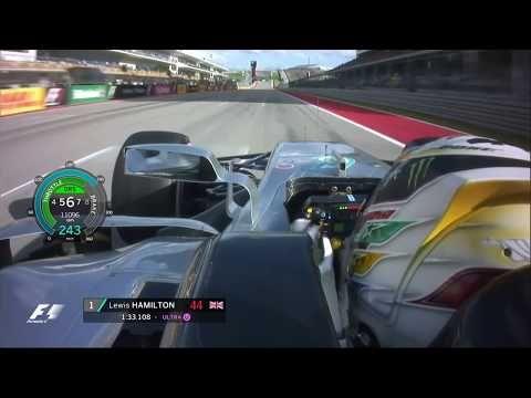 USA GP 2017 - kvalifikatsioon, Hamiltoni kvalifikatsiooniring