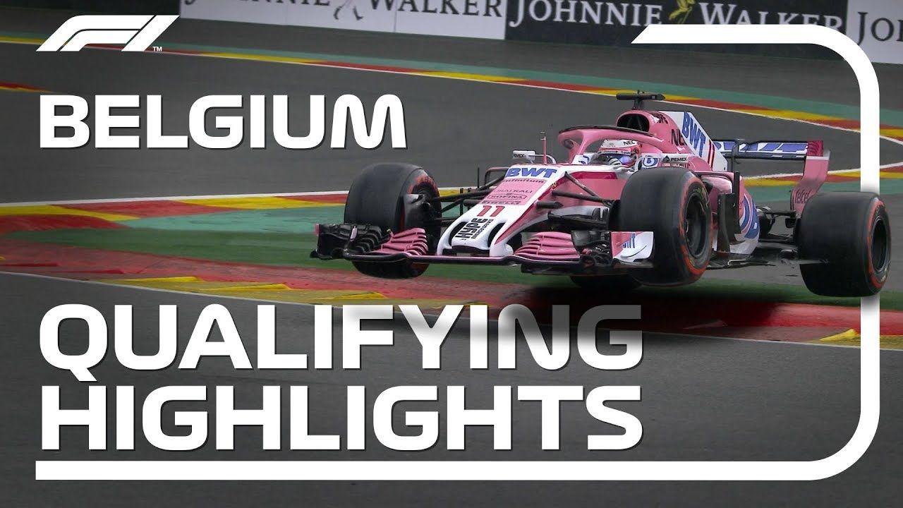 Belgia GP 2018 - kvalifikatsioon, ülevaade, F1