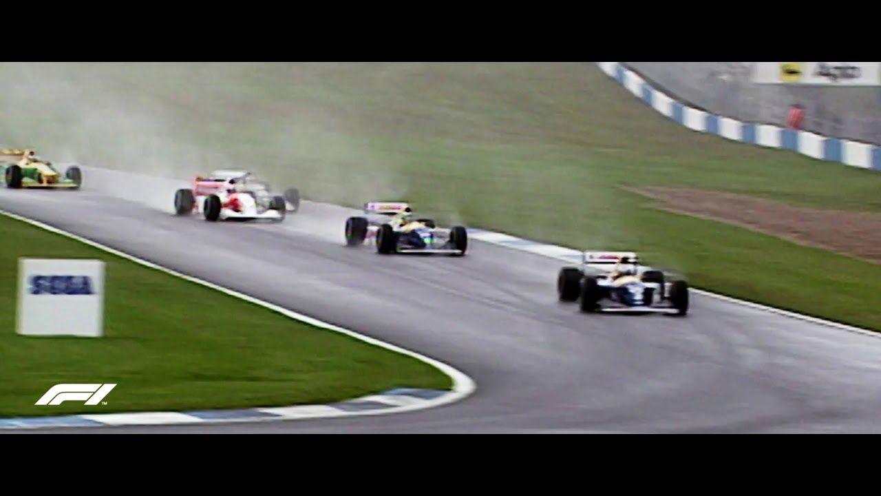 Euroopa GP 1993 - teaser, Legendary Laps, McLaren