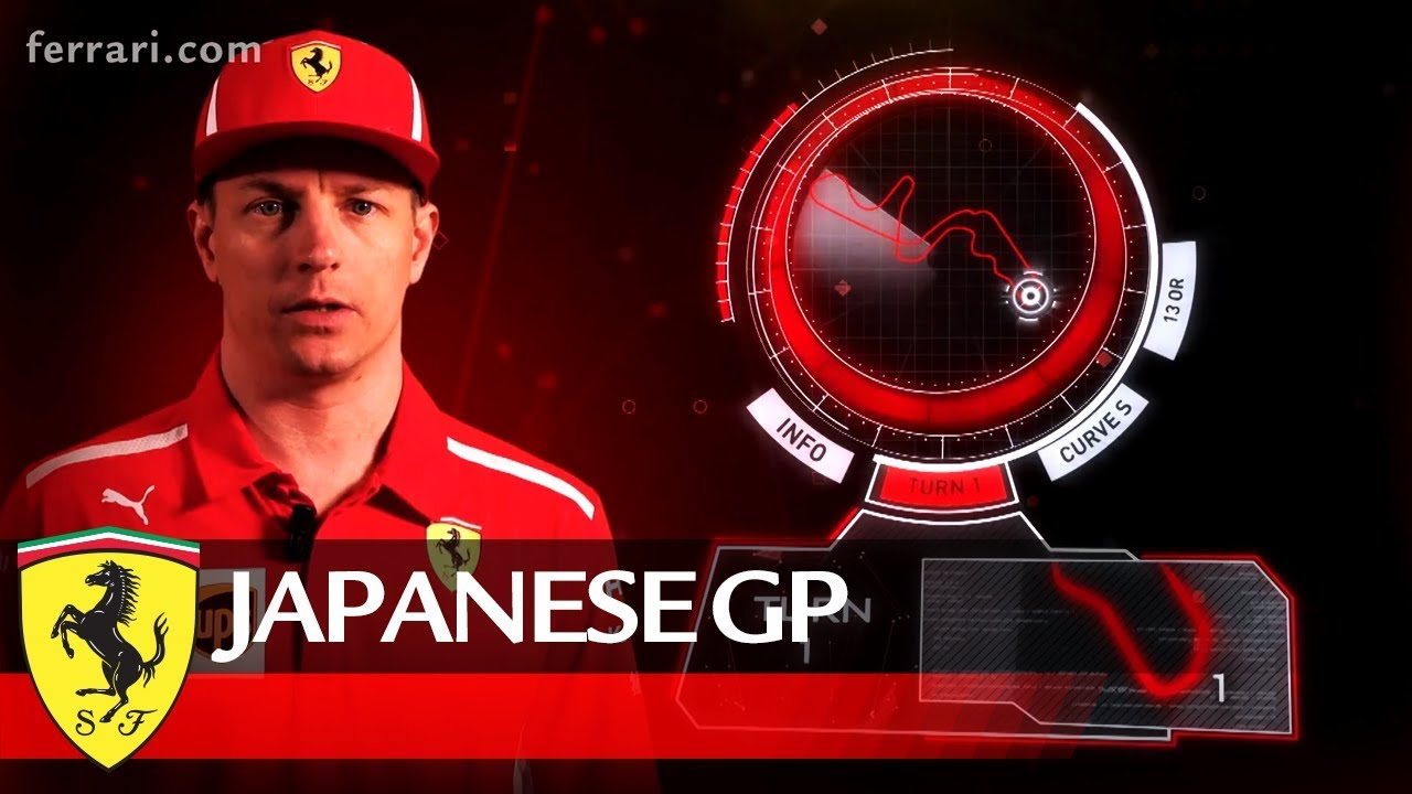 Jaapani GP 2018 - eelvaade, Ferrari