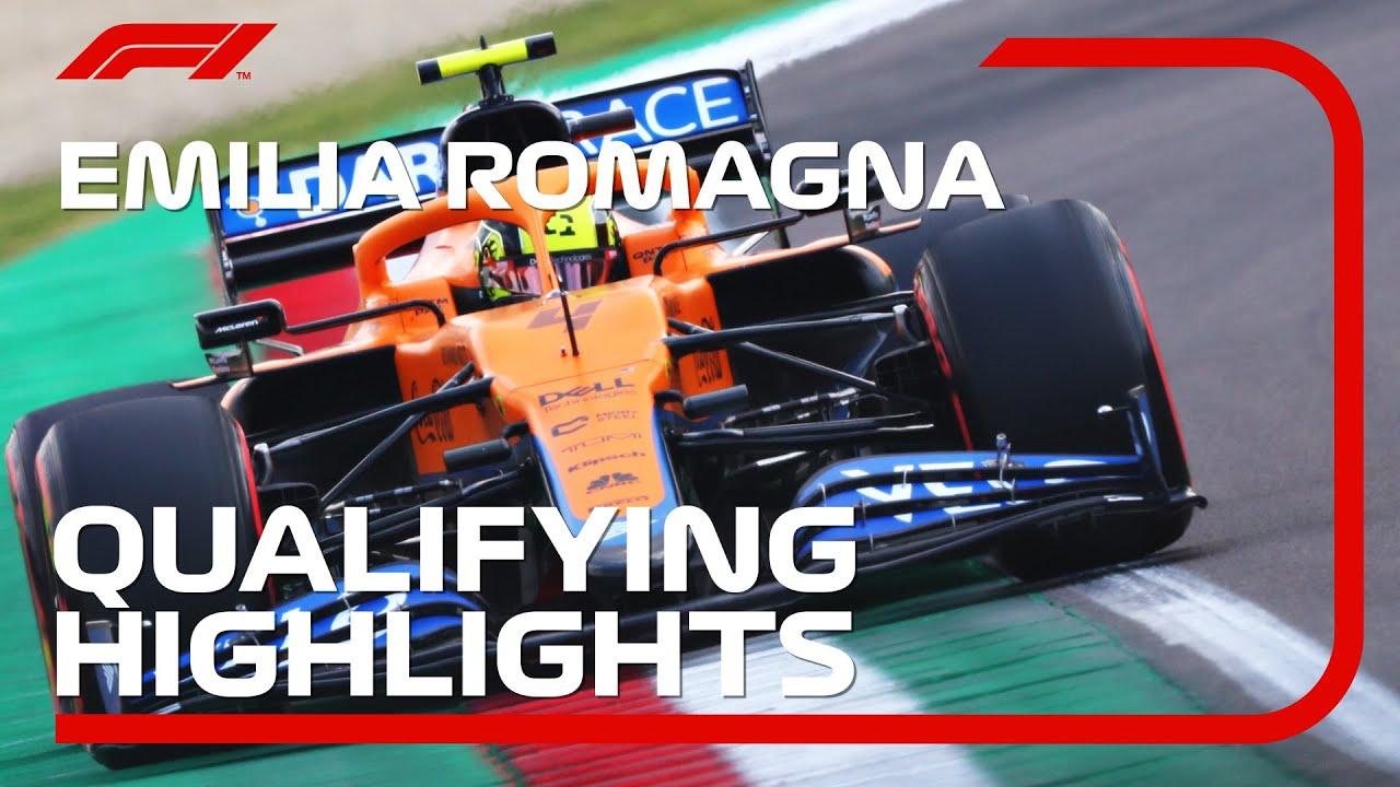 Emilia Romagna GP 2021 - kvalifikatsioon, kokkuvõte, Formula 1