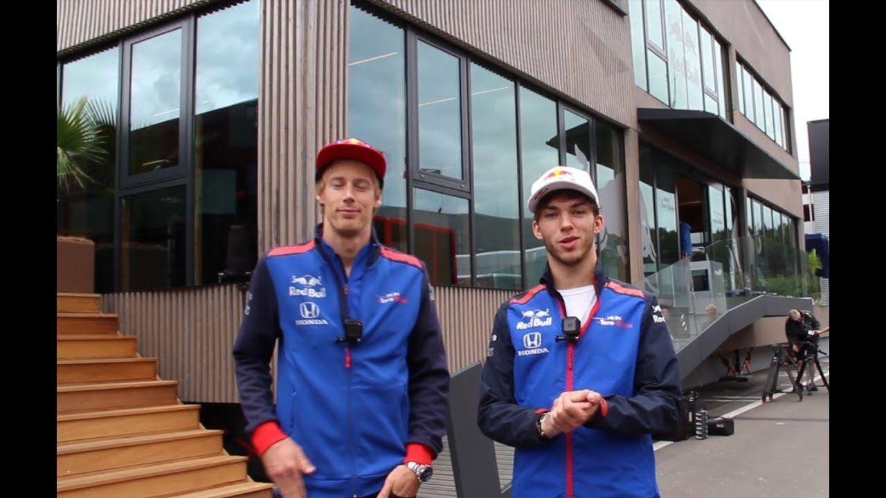 Austria GP 2018 - eelvaade, Toro Rosso