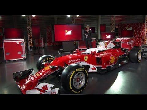 Hooaeg 2016 - Ferrari SF16-H esitlus