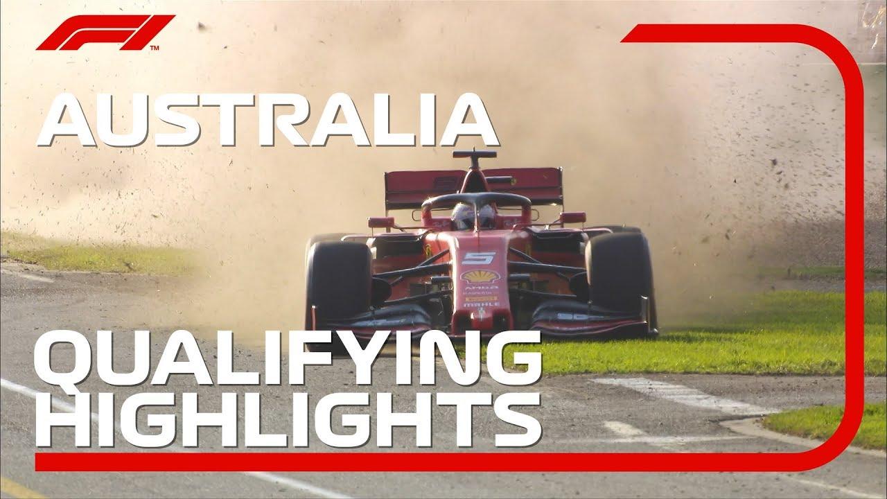 Austraalia GP 2019 - kvalifikatsioon, ülevaade, Formula1