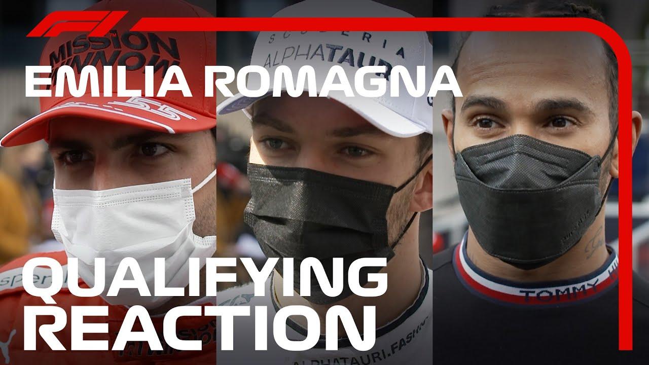 Emilia Romagna GP 2021 kvalifikatsiooni järgsed sõitjate kommentaarid