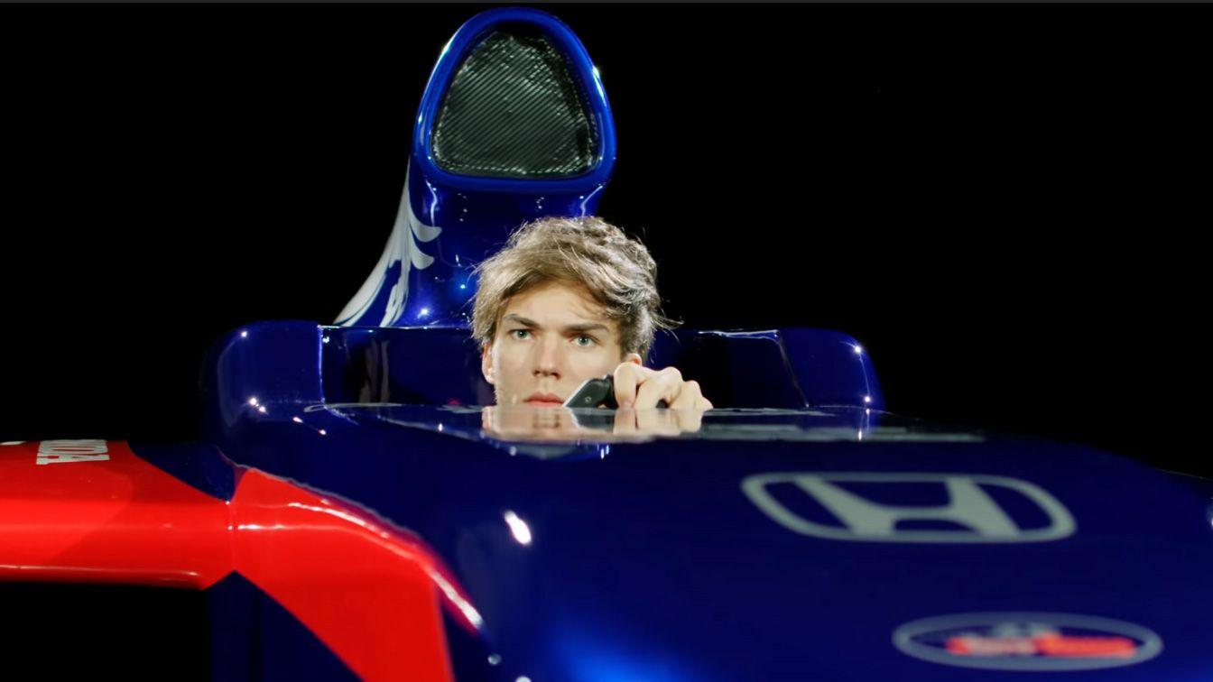 Ungari GP 2018 - eelvaade, virtuaalring, Toro Rosso