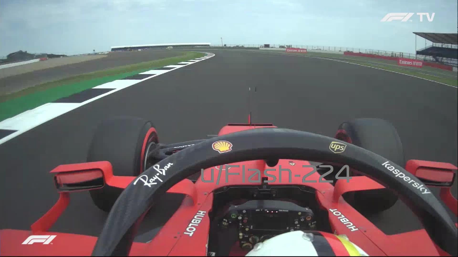 Vettel ei suutnud kvalifikatsioonis rohkemat kui 12. koht