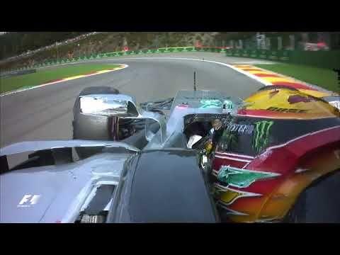 Belgia GP 2017 - kvalifikatsioon, Hamiltoni kvalifikatsiooniring