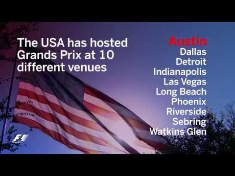 USA GP 2017 - eelvaade, faktid, Formula1