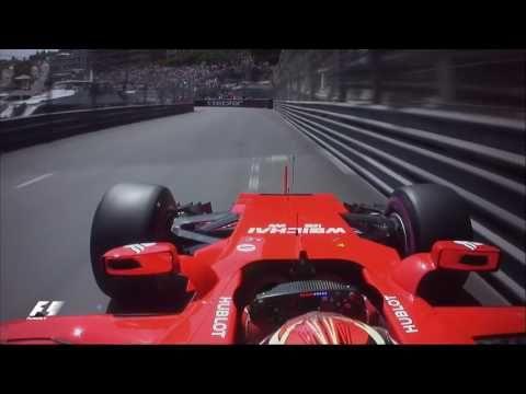 Monaco GP 2017 - kvalifikatsioon, Kimi Räikköneni ring