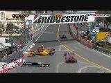 Monaco GP 2010 - kvalifikatsiooni, Vitaly Petrovi õnnetus
