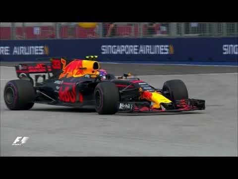 Singapuri GP 2017 - esimene vabatreening, ülevaade, Formula1