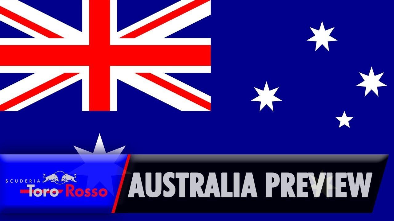 Austraalia GP 2019 - virtuaalring, Alex Albon, Toro Rosso