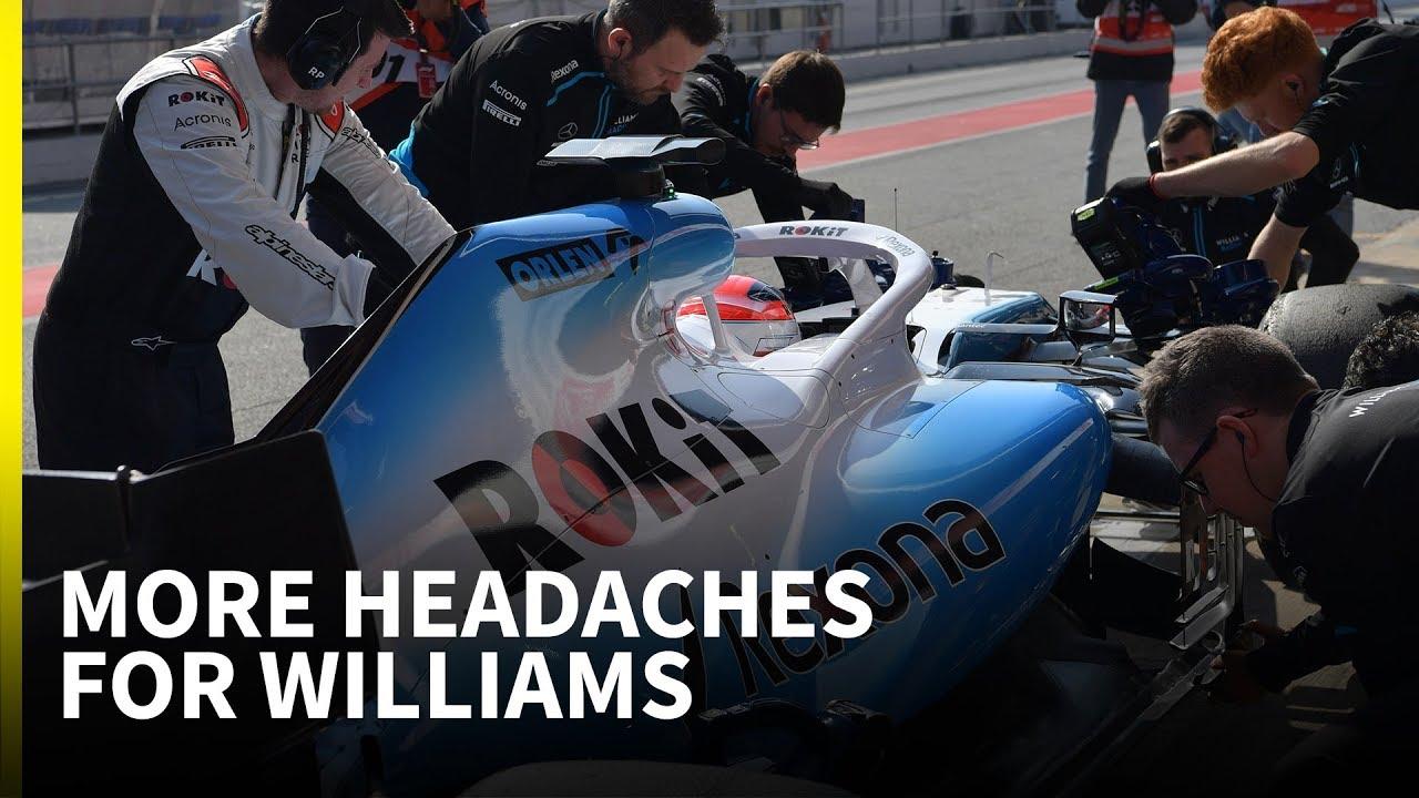 Hooaeg 2019 - Williamsi auto legaalsus küsimärgi all