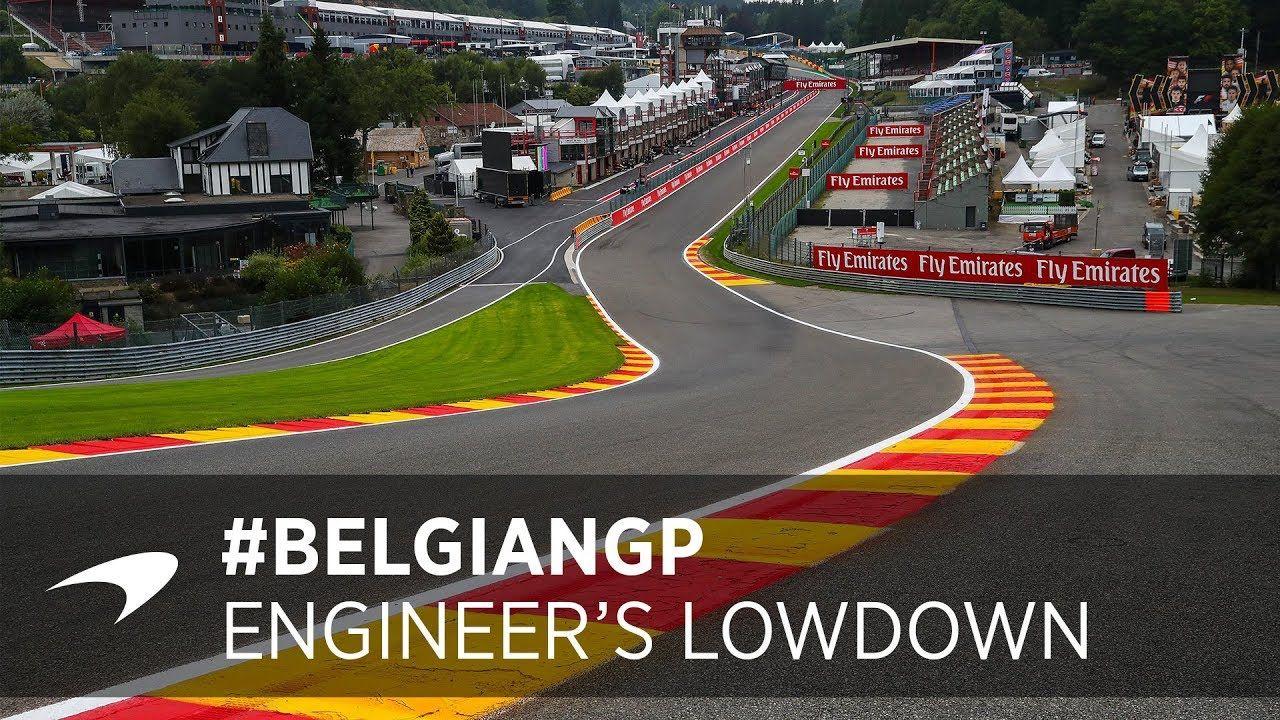 Belgia GP 2018 - eelvaade, McLaren