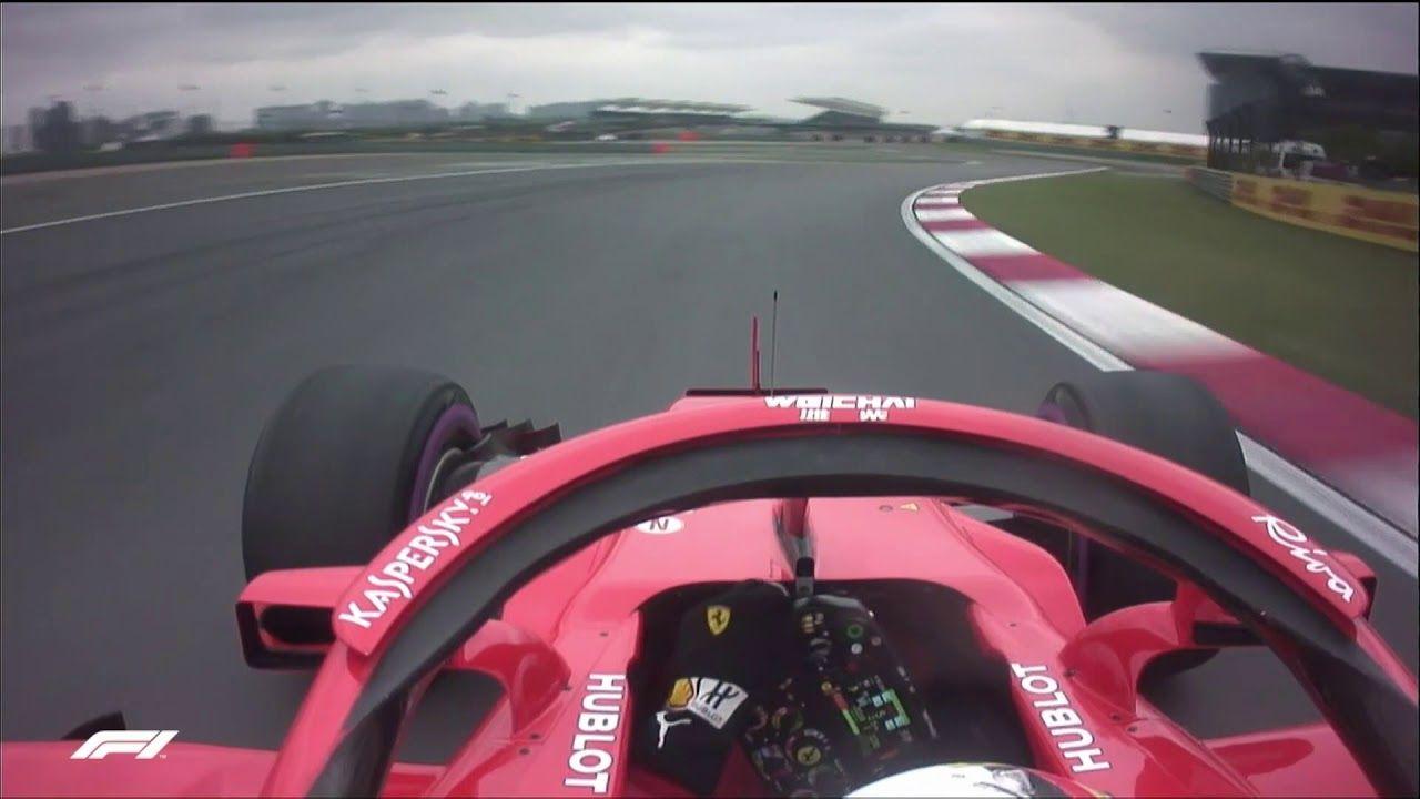 Hiina GP 2018 - kvalifikatsioon, Vetteli pole ring