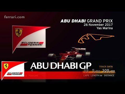 Araabia Ühendemiraatide GP 2017 - eelvaade, Ferrari