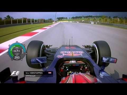 Malaisia GP 2016 - eelvaade, Formula 1