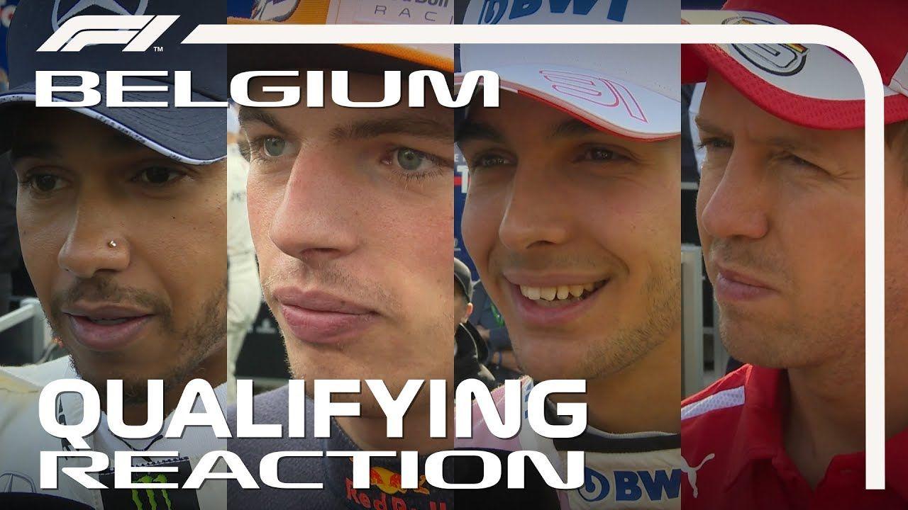Belgia GP 2018 - kvalifikatsioon, sõitjate kommentaarid, F1