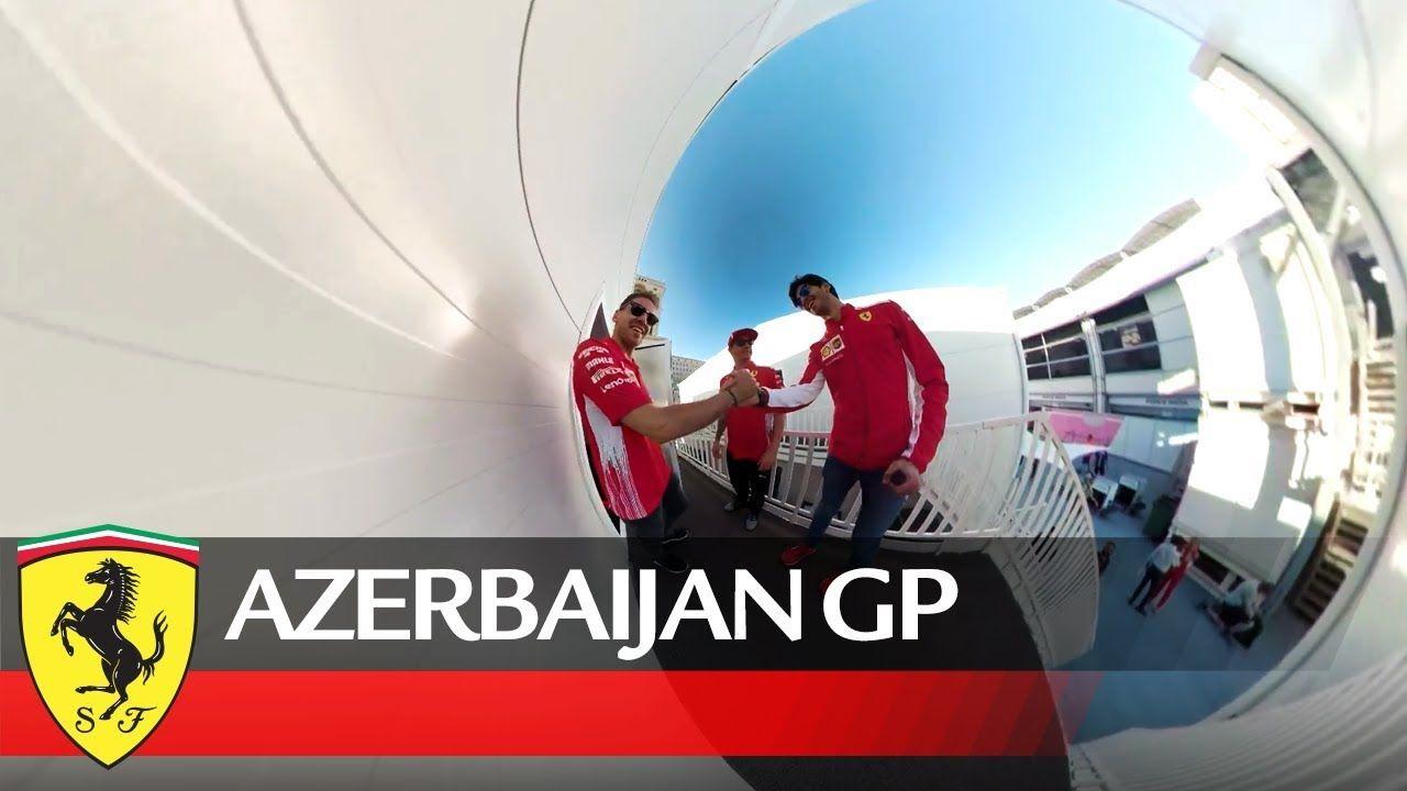 Aserbaidžaani GP 2018 - telgitagused, Ferrari