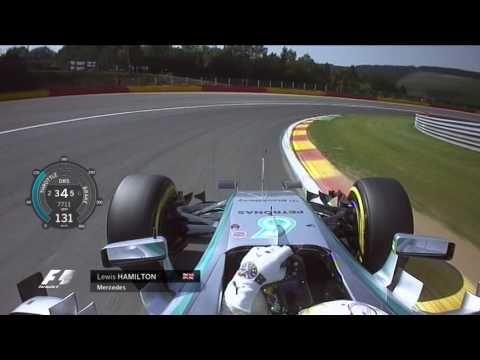 Belgia GP 2016 - eelvaade, Formula 1