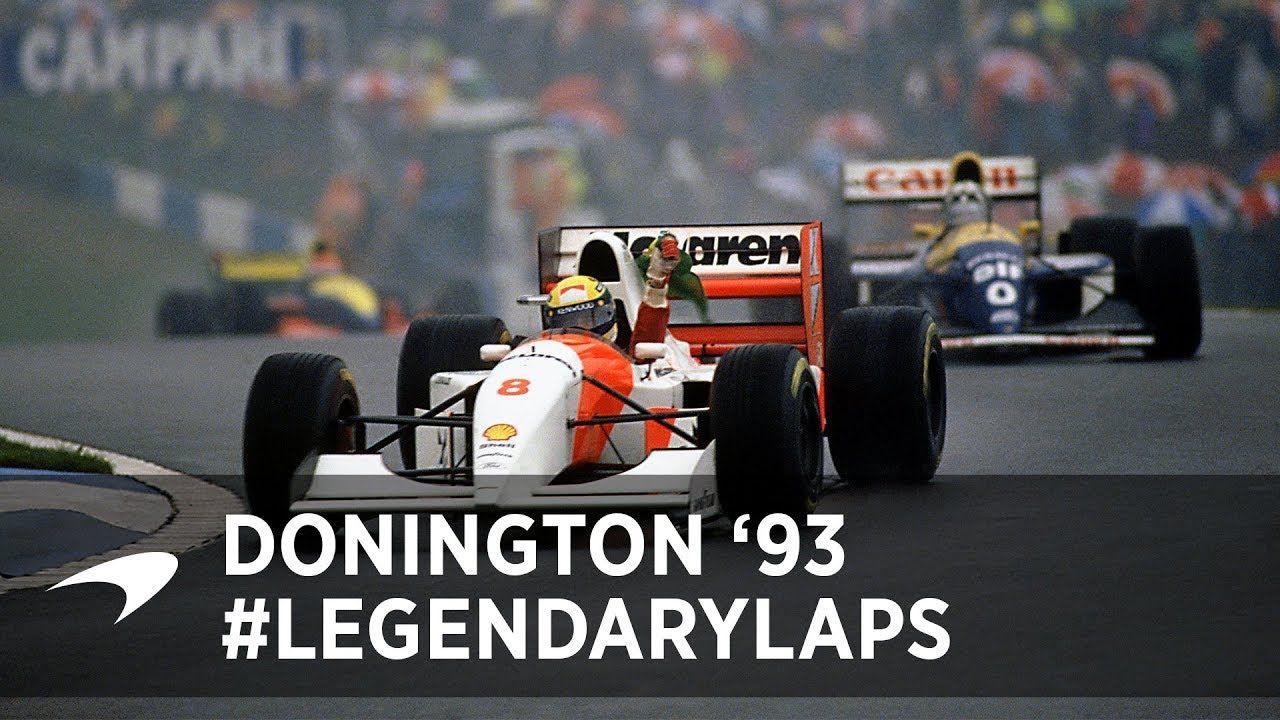 Euroopa GP 1993 - Legendary Laps, McLaren