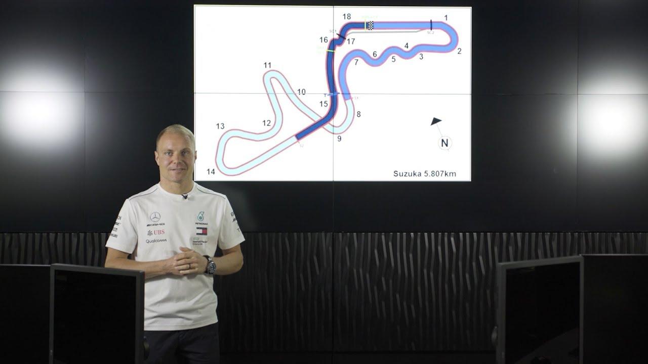 Jaapani GP 2018 - eelvaade, Bottas ja Mercedes