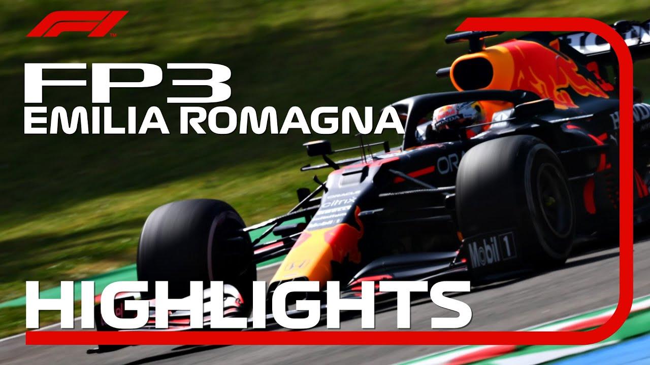 Emilia Romagna GP 2021 - kolmas vabatreening, kokkuvõte, Formula 1