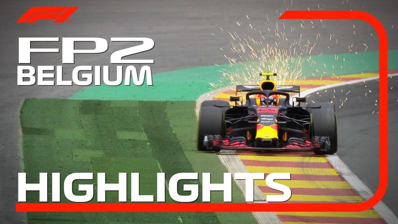 Belgia GP 2018 - teine vabatreening, ülevaade, F1