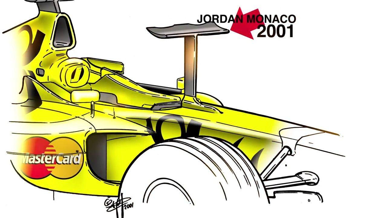 Monaco GP 2018 - eelvaade, autode uuendused läbi aegade Monacos
