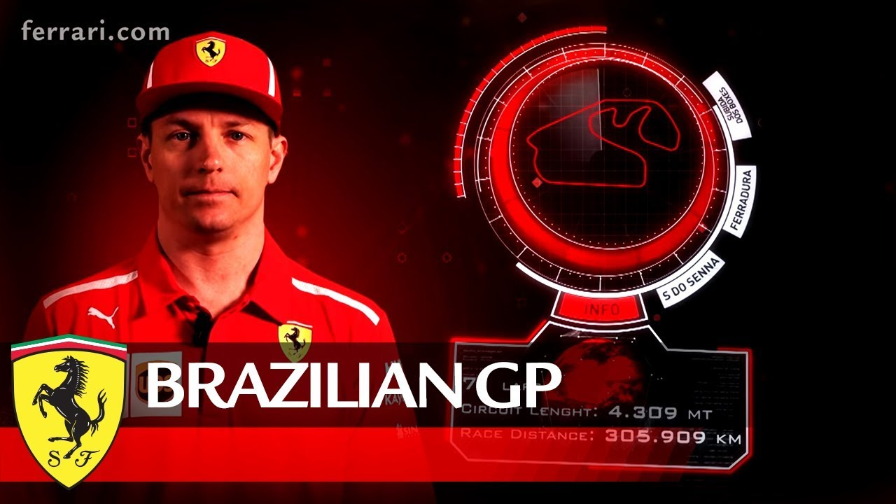 Brasiilia GP 2018 - eelvaade, Ferrari