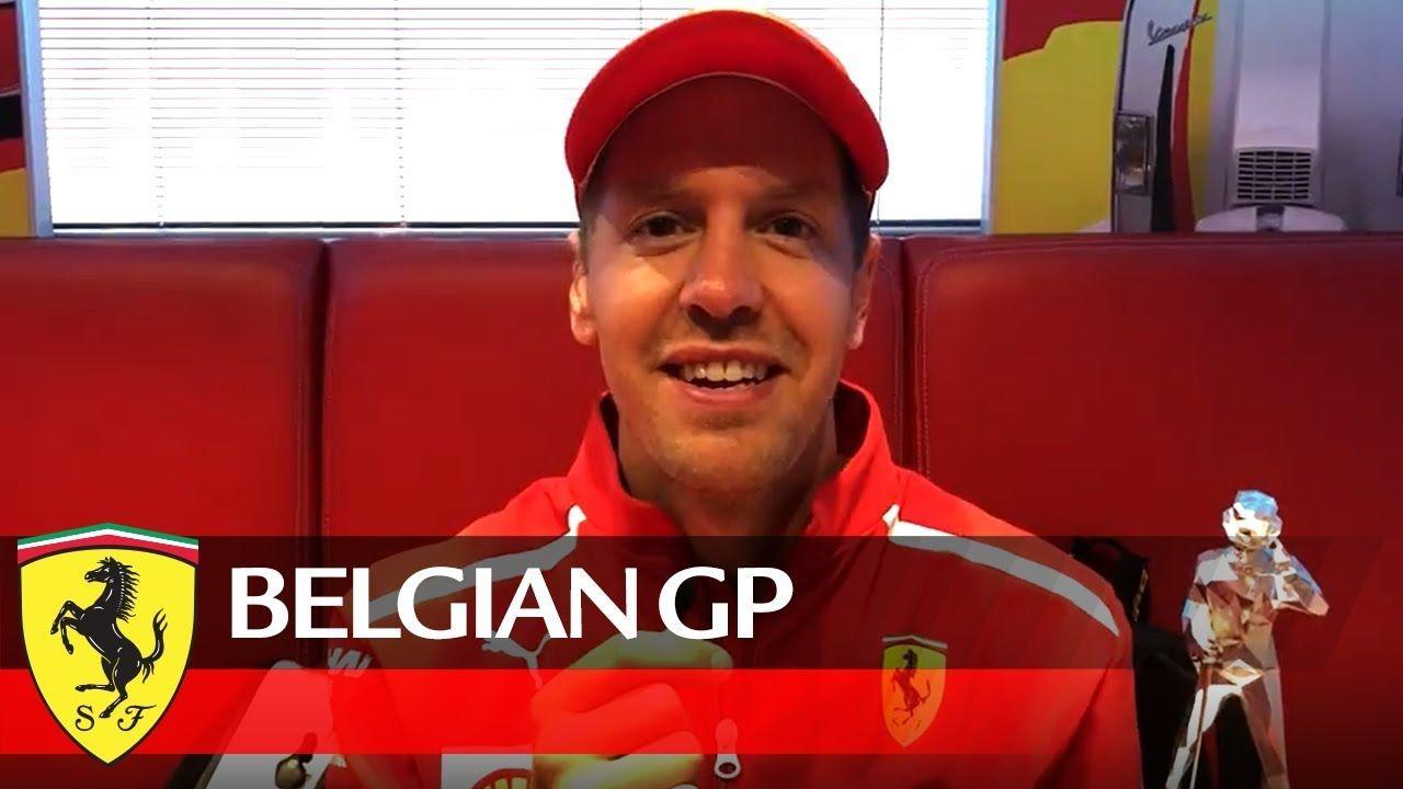 Belgia GP 2018 - sõit, Vetteli kommentaarid pärast sõitu fännidele