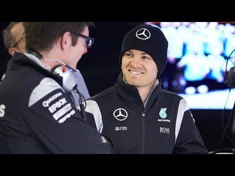Hooaeg 2016 - eelvaade, Mercedes ja Nico Rosberg