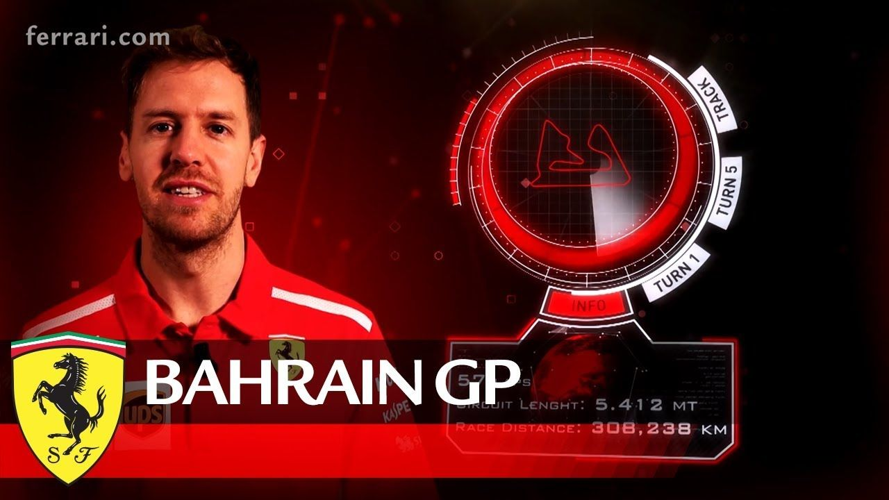 Bahreini GP 2018 - eelvaade, Ferrari