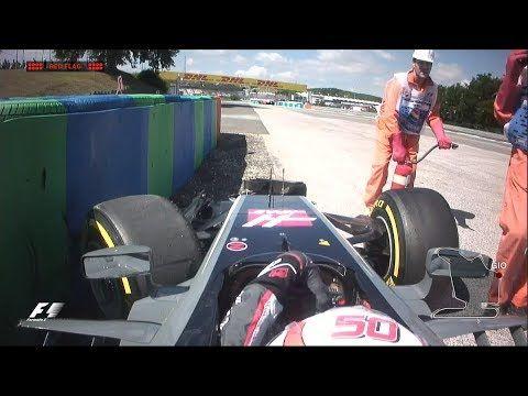 Ungari GP 2017 - esimene vabatreening, ülevaade