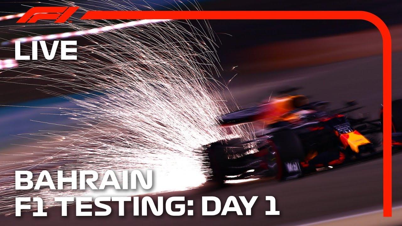 Bahreini testi esimese päeva pealelõuna