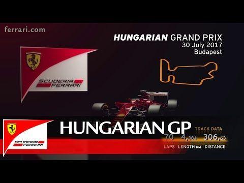 Ungari GP 2017 - eelvaade, Ferrari