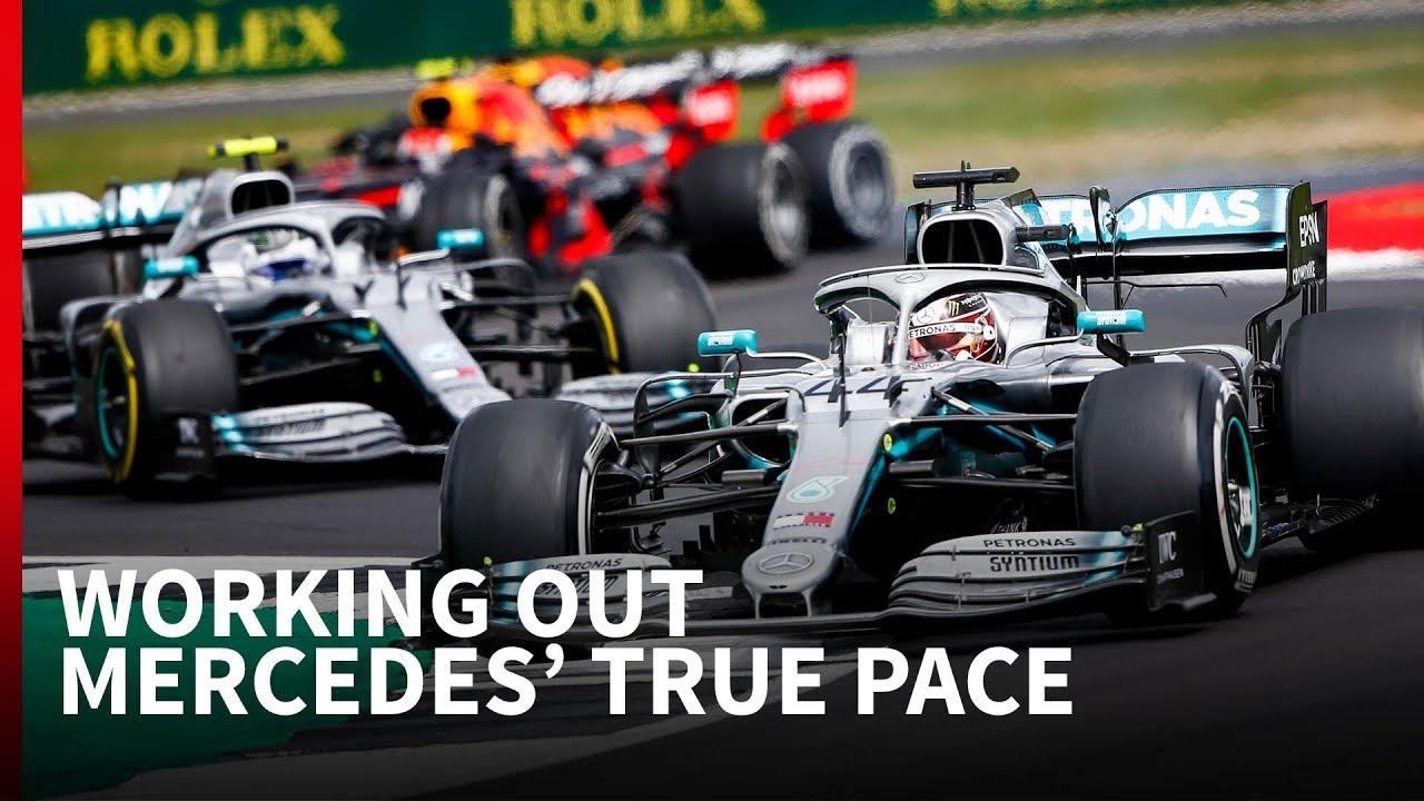 Kas Mercedes mängib oma konkurentidega peitusemängu