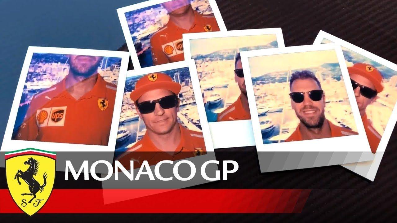Monaco GP 2018 - telgitagused, Ferrari