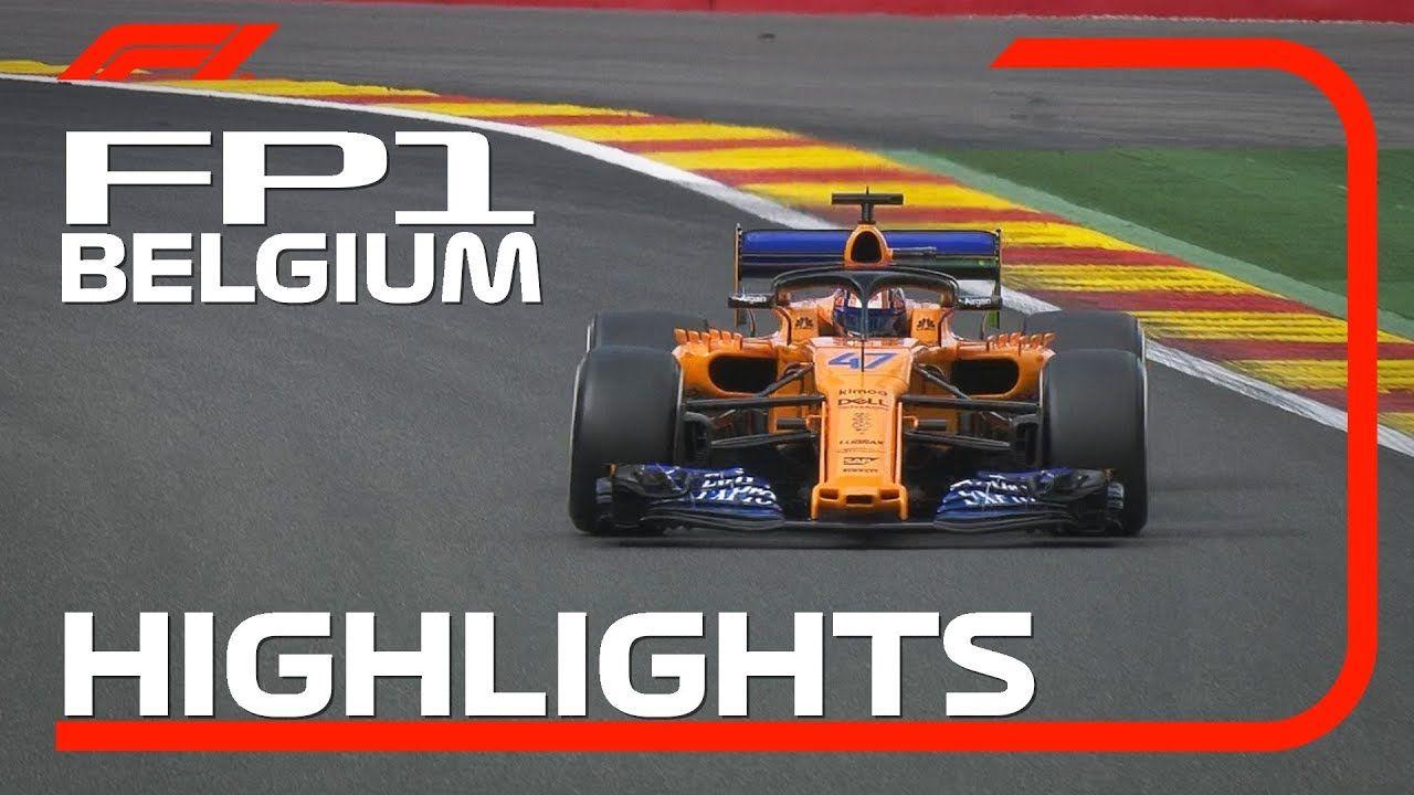 Belgia GP 2018 - esimene vabatreening, ülevaade, F1