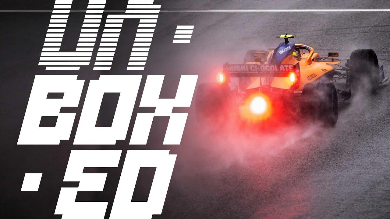 McLareni tiimi telgitagused kogu Steiermargi GP nädalavahetusel