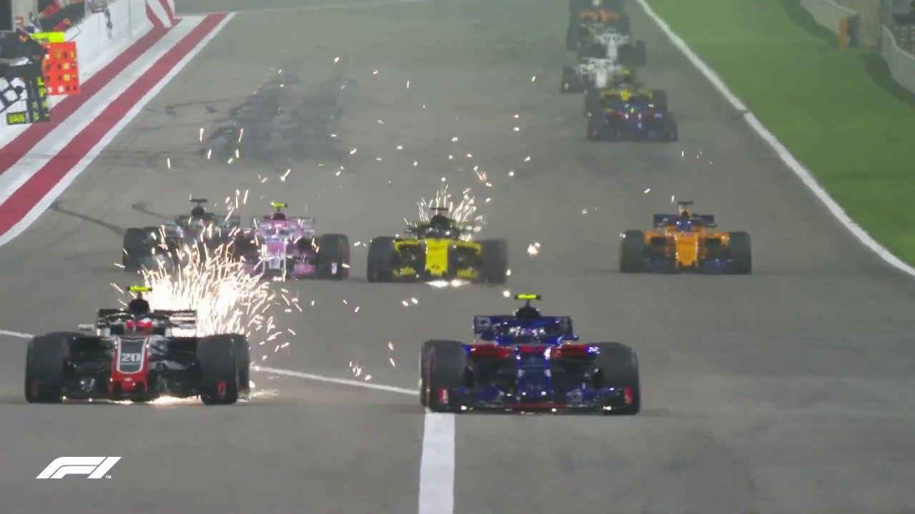 Bahreini GP 2018 - sõit, Hamiltoni supermöödasõit