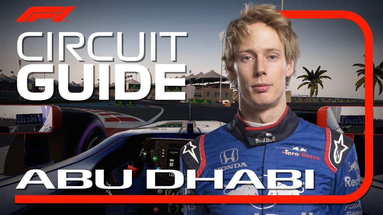 Araabia Ühendemiraatide GP 2018 - eelvaade, virtuaalring, Hartley, FIA