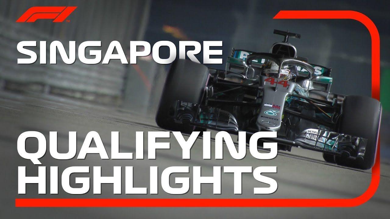 Singapuri GP 2018 - kvalifikatsioon, ülevaade, F1