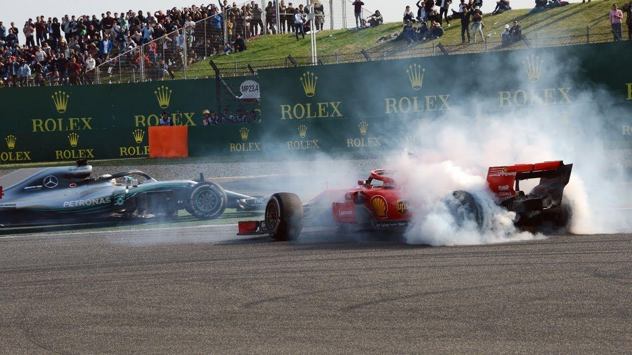 Hiina GP 2018 - sõit, ülevaade, F1
