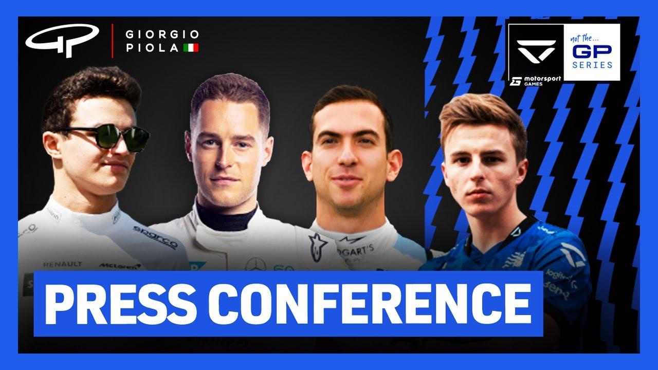 Veloce Pro Series 2020 Silverstone etapi pressikonverents
