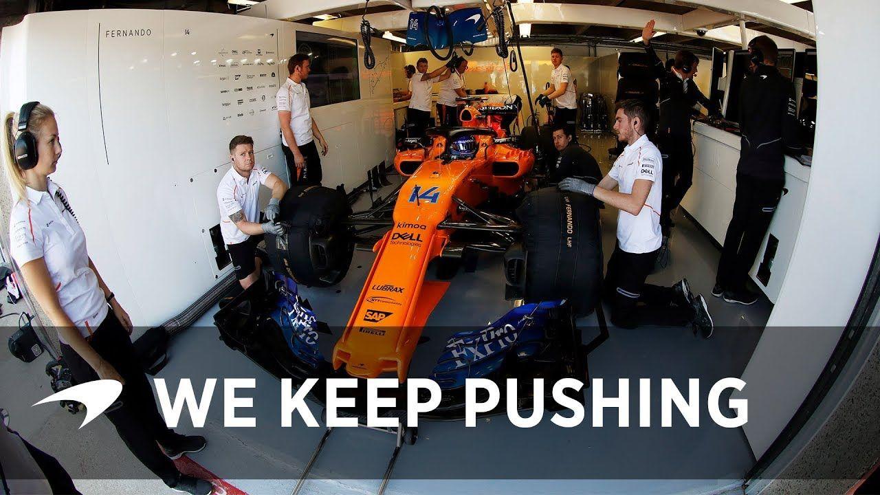 Austria GP 2018 - eelvaade, McLaren, võitlus jätkub