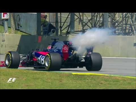 Brasiilia GP 2017 - esimene vabatreening, ülevaade, Formula1