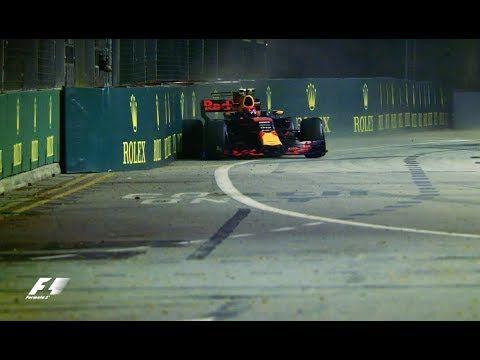 Singapuri GP 2017 - teine vabatreening, ülevaade, Formula1