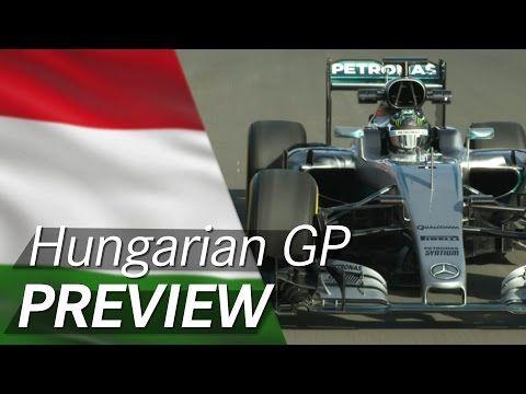 Ungari GP 2016 - eelvaade, Mercedes, Rosberg